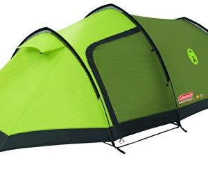 Coleman Caucasus 300 Tunnel Tent - Green, Three Person