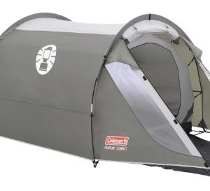 Coleman Coastline 2 Compact Tent - Green/Grey, Two Person