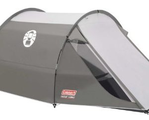 Coleman Coastline 3 Compact Tent - Green/Grey, Three Person