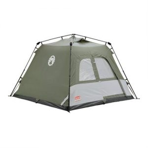 Coleman Instant Tourer Tent - Four Person - Green/White