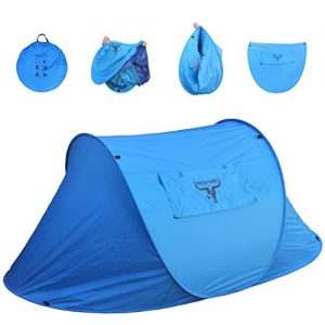 Frostfire Large 2 Person Instant Popup Tent