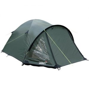 Gelert Rocky 3 Person Tent - Olive