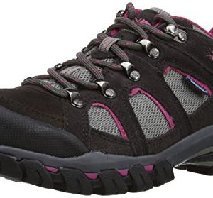 Karrimor Bodmin Low IV Weathertite, Women Low Rise Hiking Shoes