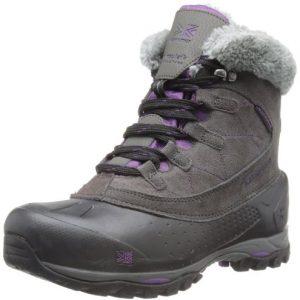Karrimor Womens Snowfur II Weathertite Trekking and Hiking Boots