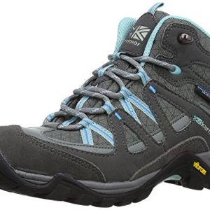 Karrimor Womens Solva Mid Ladies Weathertite Trekking and Hiking Boots
