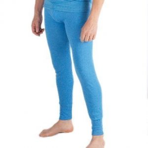 Mens Thermal Underwear Long Johns Small Blue