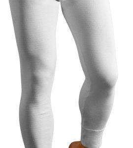 Mens THERMAL LONG JOHN Underwear ski LRG White