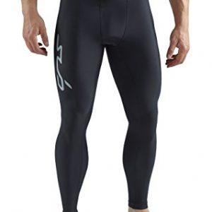 Sub Sports COLD Men's Thermal Compression Baselayer Leggings / Tights - Medium, Black