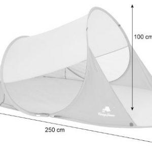 CampFeuer® - Beach Shelter, Beach Tent - Sun Protection UV50+