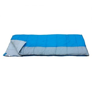 Redstone XL Single Sleeping Bag - Warm 400gsm Fill - 210 Length - Season 3 Adult