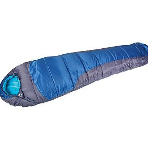Spokey Shelter Mummy Camping Sleeping Bag