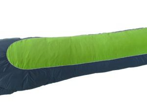 Wilsa Alaska mummy sleeping bag, double layer, Isolane fill, polyester lining
