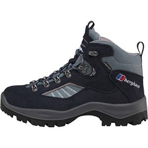 Berghaus Womens Explorer Trek Gore-Tex Tech Hiking Boots Dark Blue
