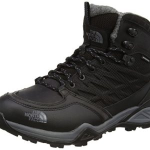 The North Face Hedgehog Hike Winter Waterproof, Men's High Rise Hiking Shoes
