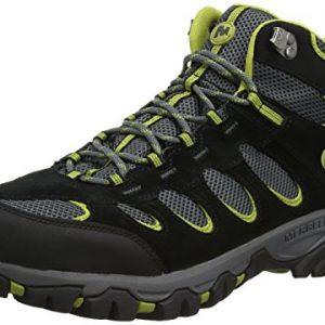 Merrell Ridgepass Mid Waterproof, Men's High Rise Hiking Shoes