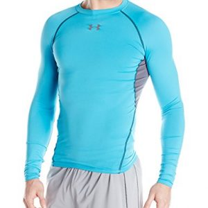 Under Armour Men's HeatGear Long Sleeve Compression Top