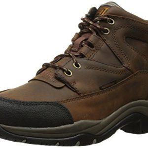 ariat waterproof hiking terrain boot – women's leather outdoor boots boot