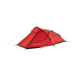 berghaus cheviot lightweight waterproof 2 person tent
