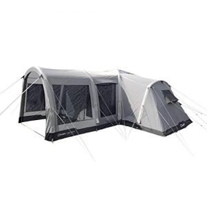 berghaus kepler 6 nightfall 6 person air tent