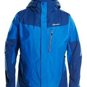 berghaus men's arran 3-in-1 waterproof jacket