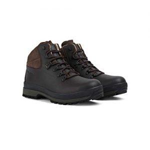 berghaus men's hillmaster ii gore-tex walking boots high rise hiking, coffee brown