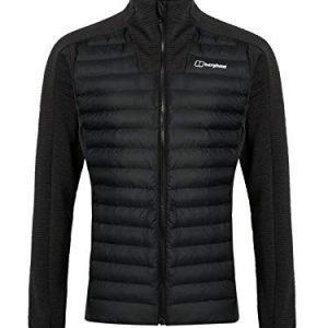berghaus men's hottar hybrid synthetic insulated jacket