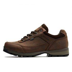 brasher brown men's country roamer walking shoe