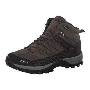 cmp men's rigel mid trekking shoe wp high rise hiking boots