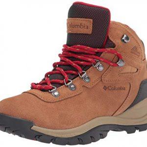 columbia women's newton ridge plus waterproof amped hiking boot, 1