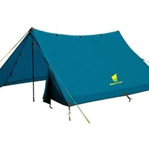 GEERTOP 2-3 Person 3 Season Lightweight Waterproof Outdoor Camping & Backpacking Tent for Hiking Climbing Mountaineering Travel Easy Set-Up