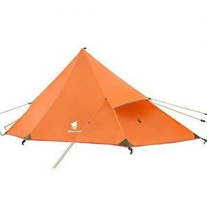 GEERTOP backpacking-tents geertop 20d ultralight 3 season backpacking tent