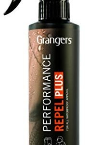 grangers performance repel plus 275ml restores water-repellent finish maximises breathability bluesign approved pfc free