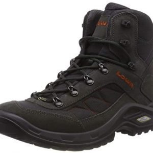 lowa men's taurus ii gtx mid high rise hiking boots