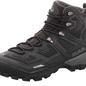 mammut men's bota ducan high gtx hombre boots, mountaineering and trekking man