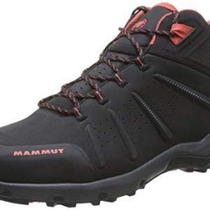 mammut men's convey mid gtx high rise hiking shoes, 8 uk
