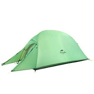 Naturehike Cloud-up Ultralight 1 Person Single Tent 3 Season Camping Tent