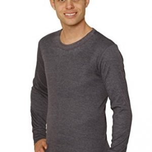 octave 3 pack mens thermal underwear long sleeve t-shirt/vest/top