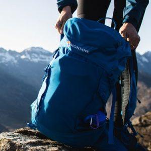 Travel backpack categories