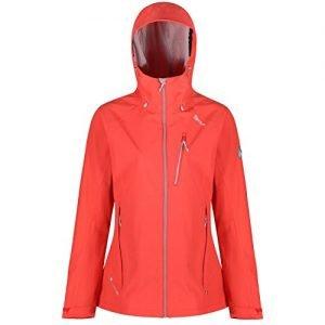 Regatta Women's Birchdale Chaquetta Isotex Con Capucha, Transpirable Y Impermeable Jacket Waterproof Shell