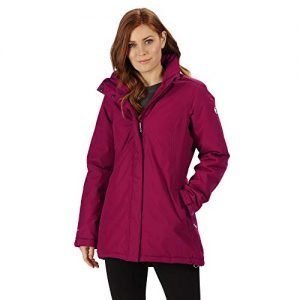 regatta women's blanchet ii waterproof and thermoguard insulated jacket jackets waterproof insulated