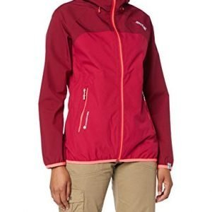 regatta women's imber ii waterproof and breathable hooded active hiking shell jacket