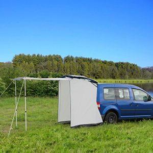 Reimo Tent Vertic for Mini Camper 135x 100cm, Kangoo, Citan, Berlingo Partner, Doblo, Combo