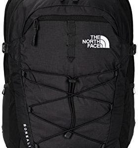 the north face - borealis daypack (black)