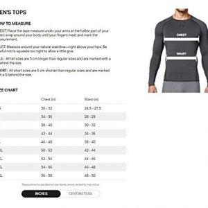 under armour coldgear armour mock, ultra-warm long-sleeve shirt, long-sleeve functional shirt for men men