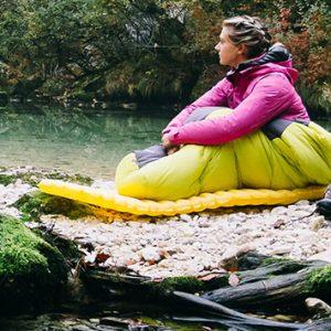 Redstone sleeping bag categories