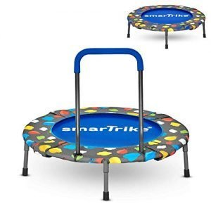 smartrike unisex baby children's trampoline