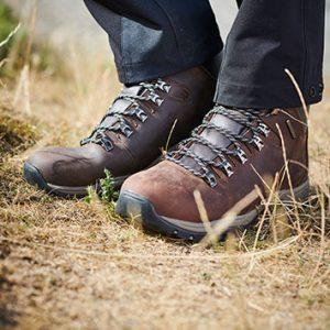 Women's hiking boots categories